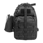 Vism Small Back Pack/Mono Strap/Black - Backpack, Bag - GhillieSuitShop