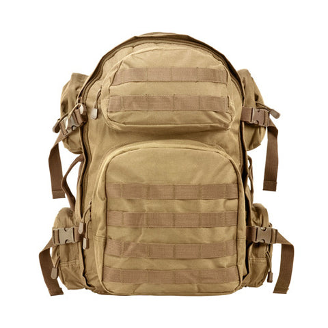 Tactical Back Pack/Tan - GhillieSuitShop