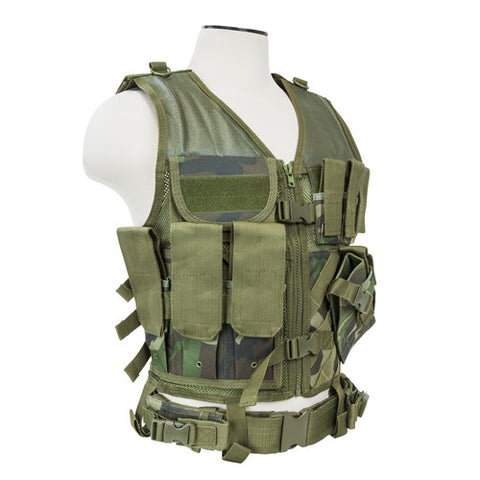 Vism By Ncstar Tactical Vest/WC Xl-Xxl+ - GhillieSuitShop
