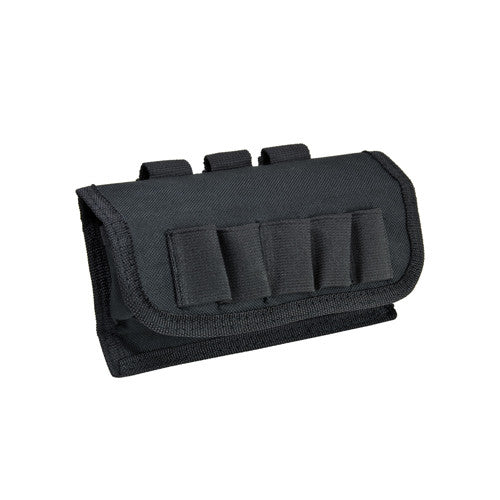 Tactical Shotshell Carrier/Black - GhillieSuitShop