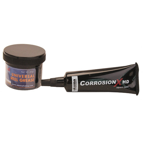 Cal's UnivrslGrease w/10ml CrrosnXoil 30g - GhillieSuitShop