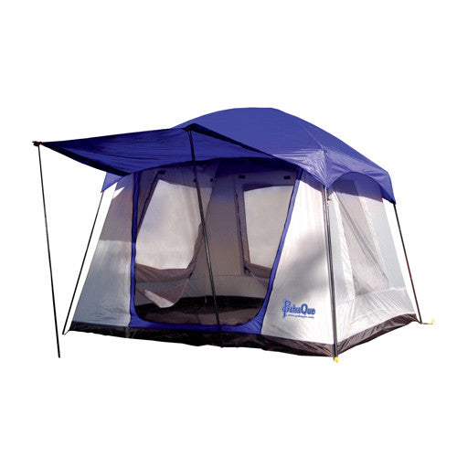 Green Mountain 4XD - Blue - Hiking, Camping Tent - GhillieSuitShop