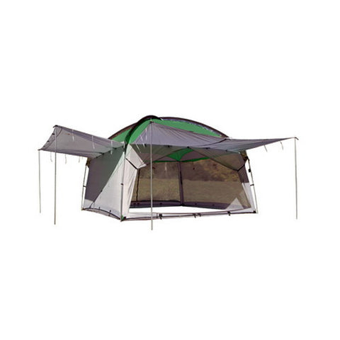 ScreenRoom 10x10, Green - Hiking, Camping Tent - GhillieSuitShop