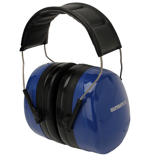 Peltor Sport Ultimate 10 Earmuff, Blue - GhillieSuitShop