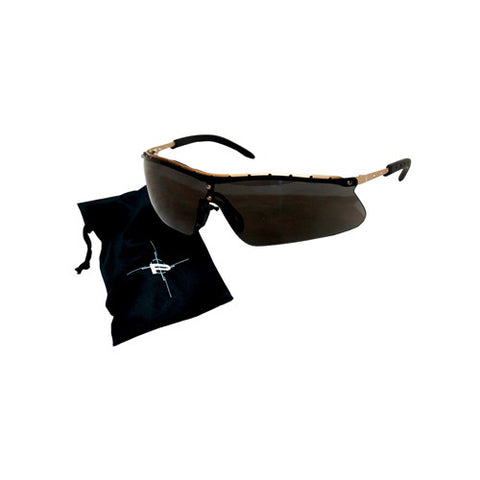 Metaliks Plus Shooting Glasses, Blk Frm - GhillieSuitShop
