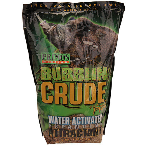 Bubbling Crude For Hogs - GhillieSuitShop