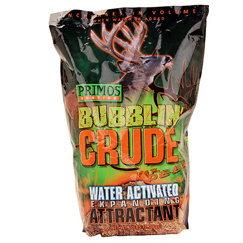 Bubbling Crude For Deer - GhillieSuitShop