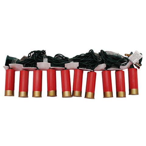 10 Pc Shotgun Shell Lights - GhillieSuitShop