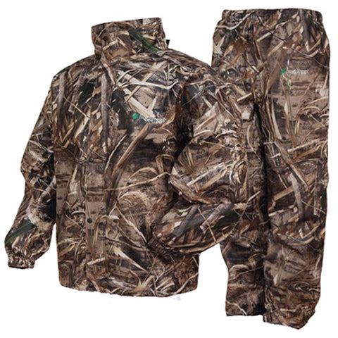 All Sports Lightweight Camo Rain Suit