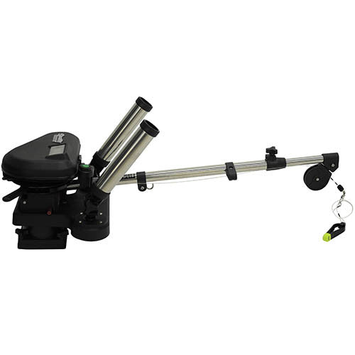 "HP Downrigger 60"" SS Telescping Boom,Base - GhillieSuitShop"