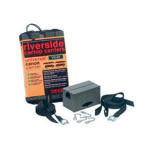 "RS - 7"" Universal Canoe Carrier Kit - GhillieSuitShop"