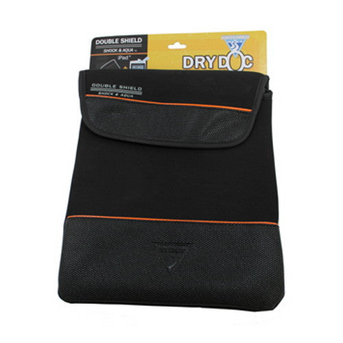 Dry Doc 9̨ eTab/iPad Double Shield Blk - GhillieSuitShop