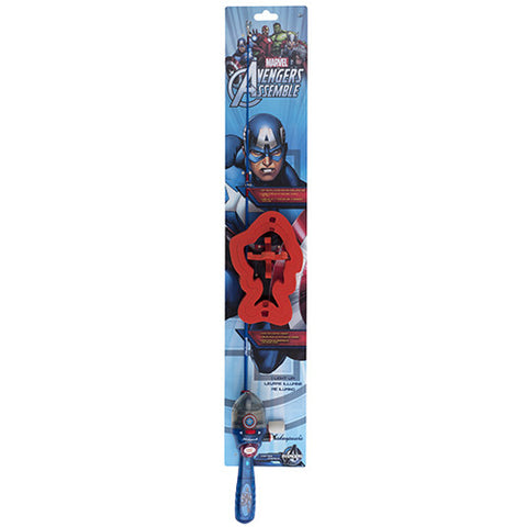 CAPTAINAMLTKIT Marvel Captain America for Fishing - GhillieSuitShop