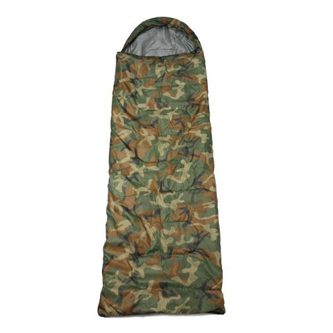 Military Sleeping Bag Army Camouflage Camping Hiking MSS Modular Sleep - GhillieSuitShop