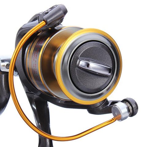 Fishing Spinning Cast Reel Gear Ratio 5BB Fishing Tool HG Brand - GhillieSuitShop