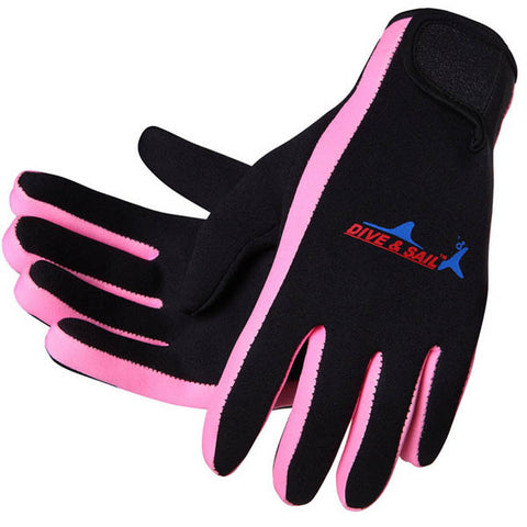 Sports Outdoor Fishing Gloves Neoprene Fishing Finger Protector - GhillieSuitShop