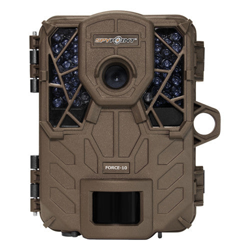 FORCE-10 Trail Camera, Brown - GhillieSuitShop