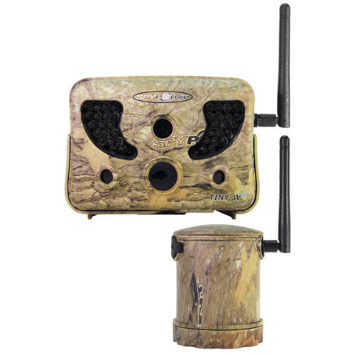 8 MP,Wireless Trail Cam System,250ft,Camo - GhillieSuitShop