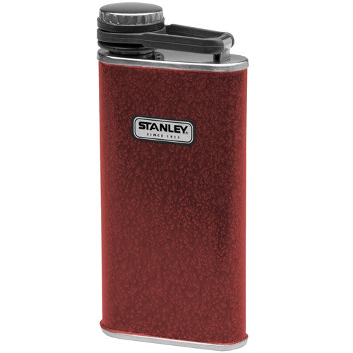 Classic Flask 8oz Red - GhillieSuitShop
