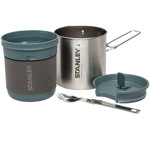 Mountain Compact Cook Set SS - GhillieSuitShop