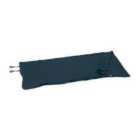 Sleeping Bag, Fleece Black - GhillieSuitShop