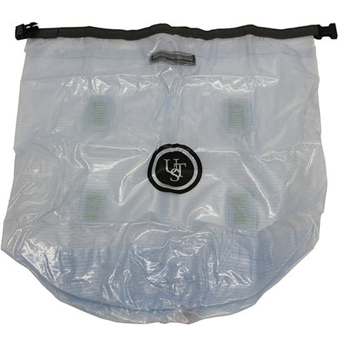 Watertight Clear PVC Dry Bag, 35L - GhillieSuitShop