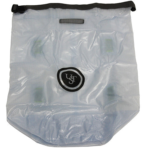 Watertight PVC Dry Bag - 55L, Clear - GhillieSuitShop