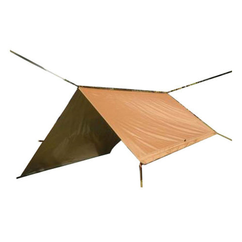 Tube Tarp 1.0 - Hiking, Camping Tent - GhillieSuitShop