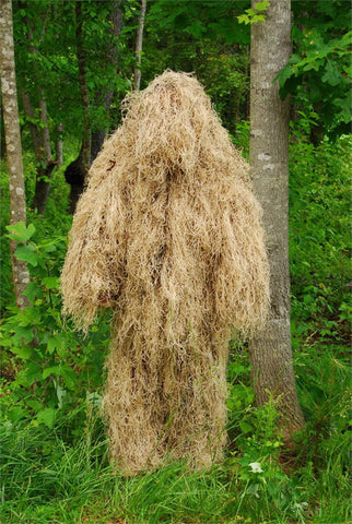 USA Made Ultra Light Desert Ghillie Suit