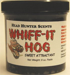 Whiff-it-Hog Sweet Attractant - GhillieSuitShop