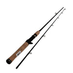 GRAPHEX 6' 2PC MED CASTING ROD for Fishing - GhillieSuitShop
