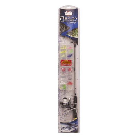 READY TACKLE SPIN COMBO Medium for Fishing - GhillieSuitShop