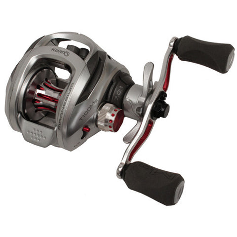 Tour 100 Mg 7.0:1 Rh BC Reel for Fishing - GhillieSuitShop