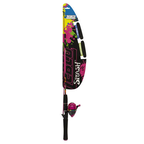 Splash Junior Girl 402 Sc Combo for Fishing - GhillieSuitShop