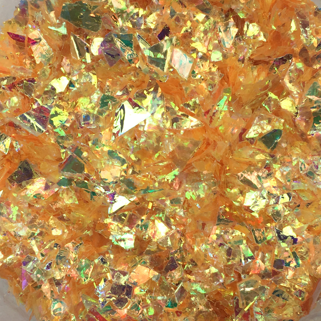 Magic Energy - Mylar Flakes - Gold 10g, Mylar flakes- Lumin's Workshop