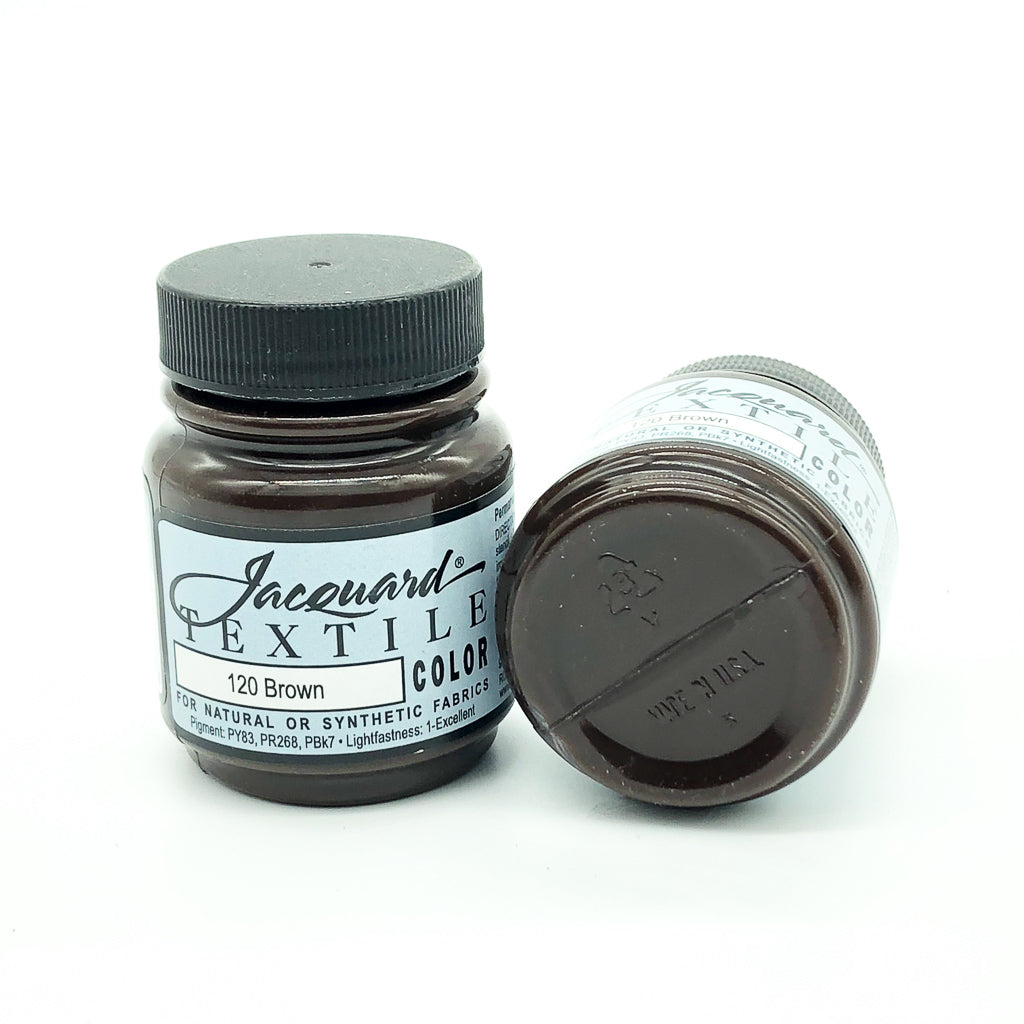 Jacquard Textile Colour- 70mL (40 Colours Available), Paint- Lumin's Workshop