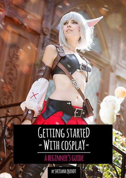 Getting started with Cosplay - A Beginner's Guide, books- Lumin's Workshop
