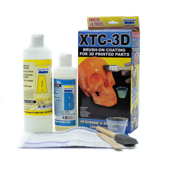 XTC 3D - Brush on coating for 3D printed parts - 644gm