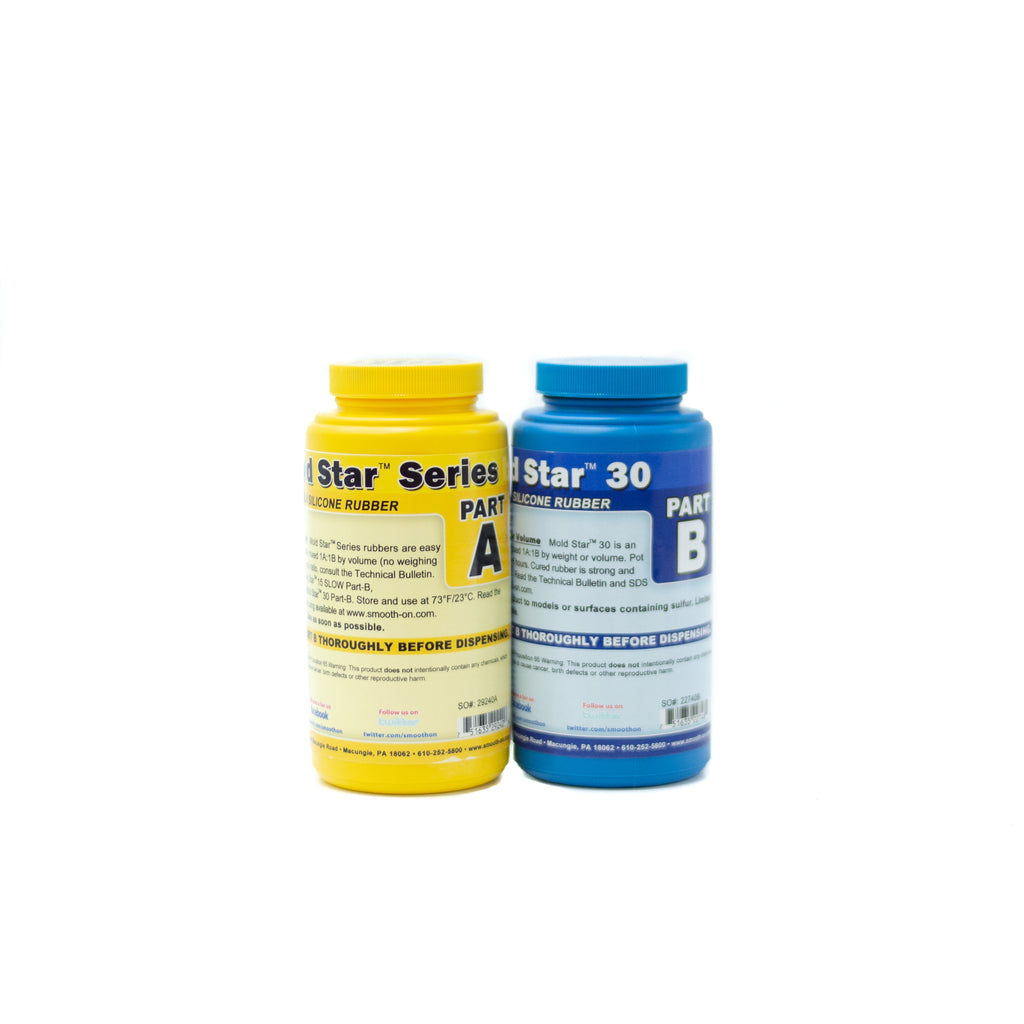 Mold Star 30 Trial Kit - 900gm, Silicone- Lumin's Workshop