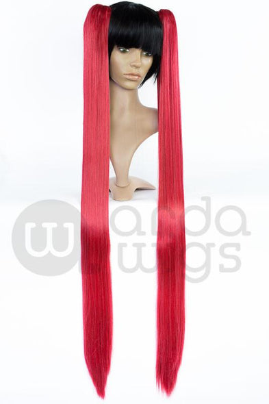 Long Clip Classic, Wig- Lumin's Workshop