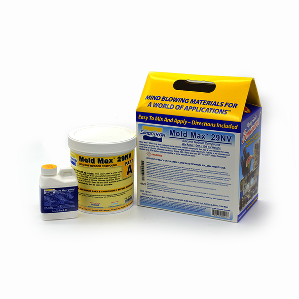 Mold Max 29 NV (No Vac)  - Trial Kit (1.00kg)