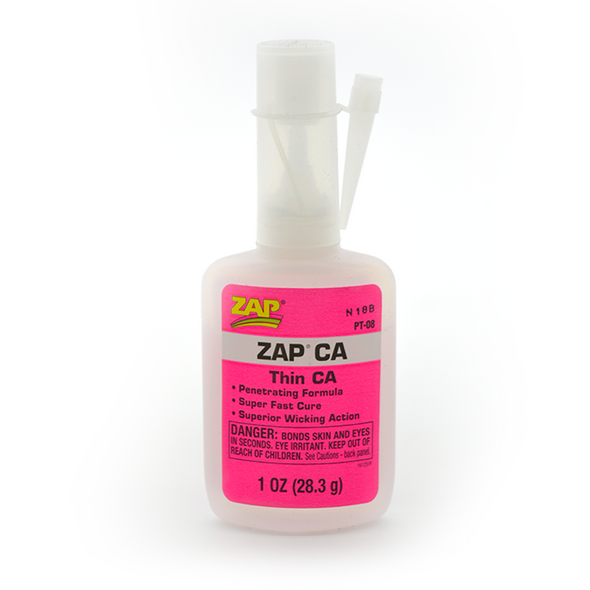 Zap Thin - CA Glue - 1oz (28.3g)