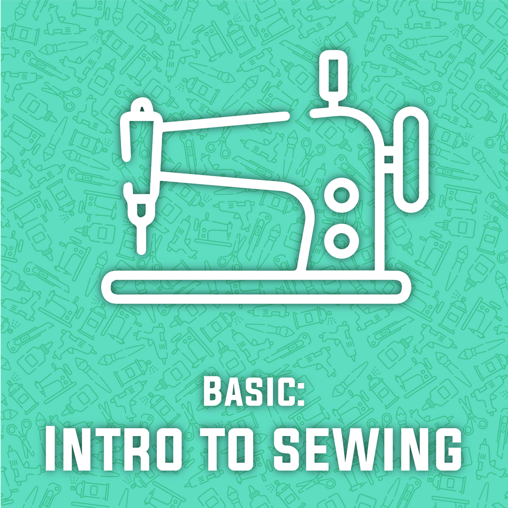 Intro to Sewing Workshop - With Artemis Costuming (includes $20 of materials), workshop/class- Lumin's Workshop