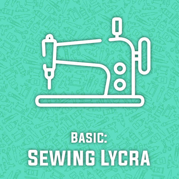 Sewing with Lycra Basics Workshop - With Artemis Costuming (includes $20 of materials), workshop/class- Lumin's Workshop