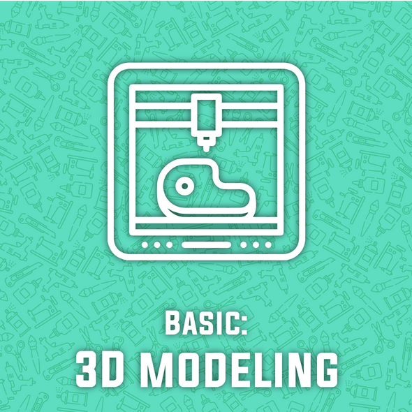 3D modelling for 3D printing Workshop, workshop/class- Lumin's Workshop