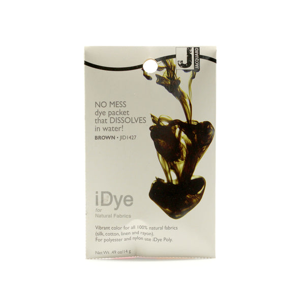 I-Dye Natural Fabric Dye - 14g, FABRIC DYE- Lumin's Workshop