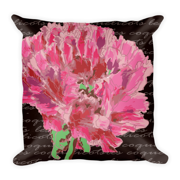 Poppy Pillow