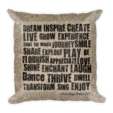 DECORATIVE PILLOW-DreamInspireCreate
