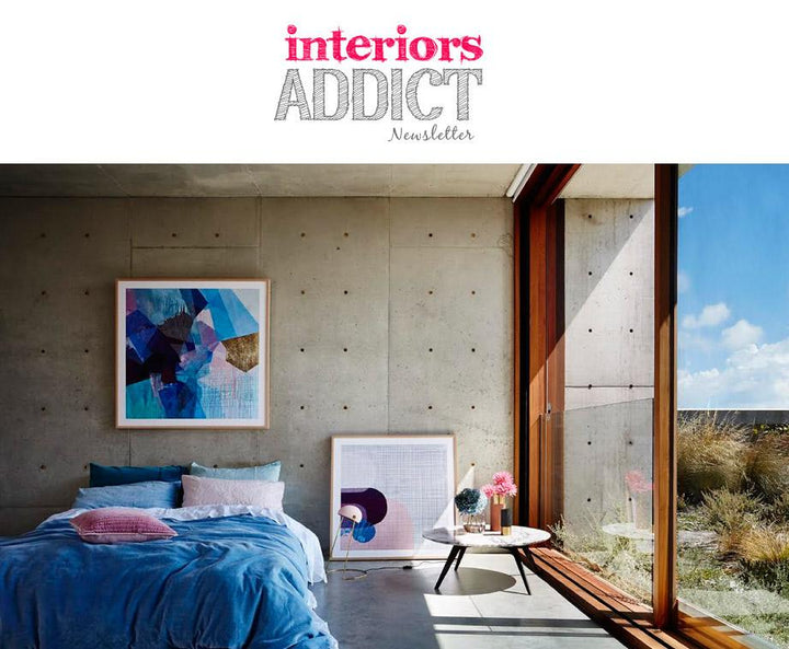 Interiors Addict - Antoinette Ferwerda on her inspiration & stunning new prints