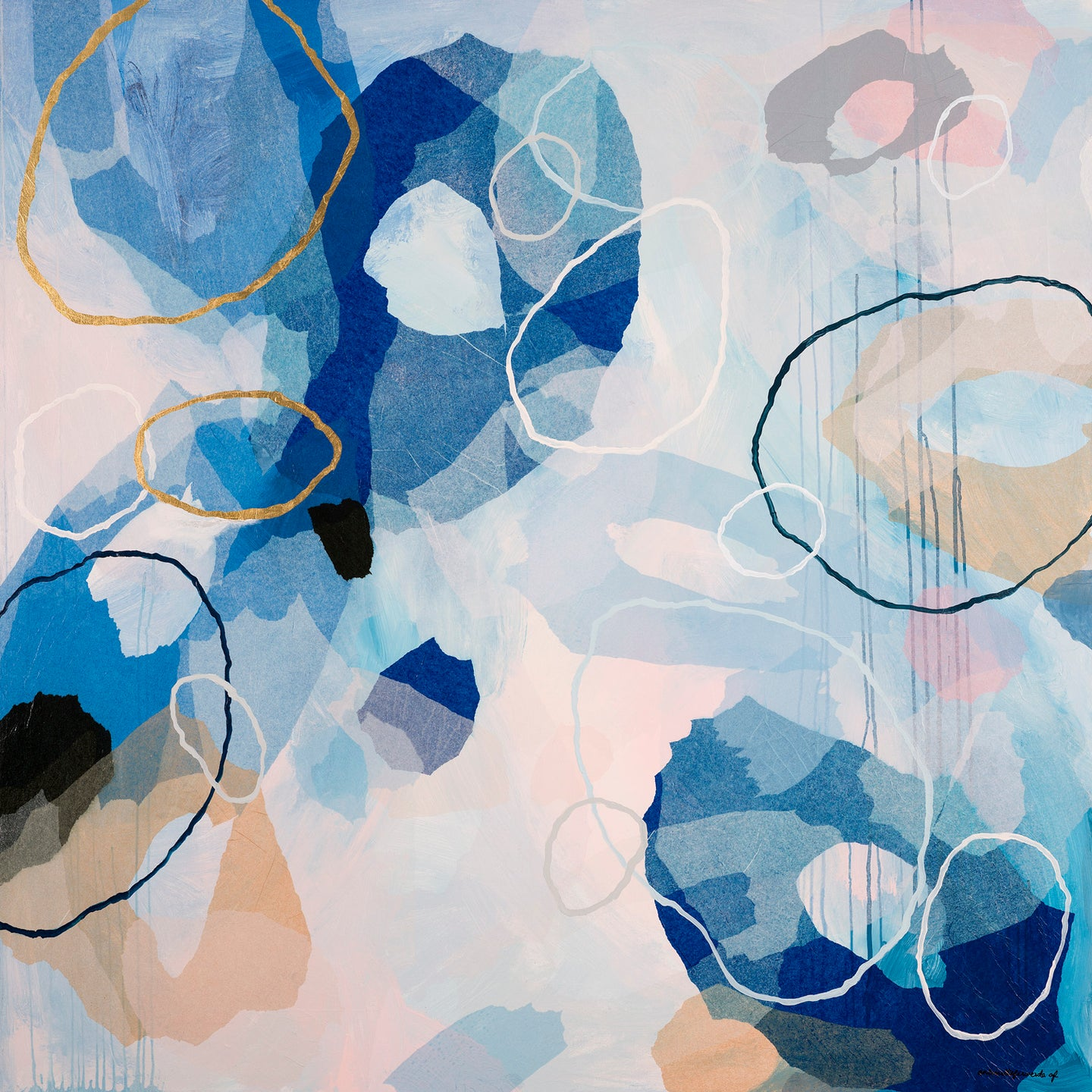 Ocean Pools #2 is a limited edition print by Antoinette Ferwerda and part of the Water Collection